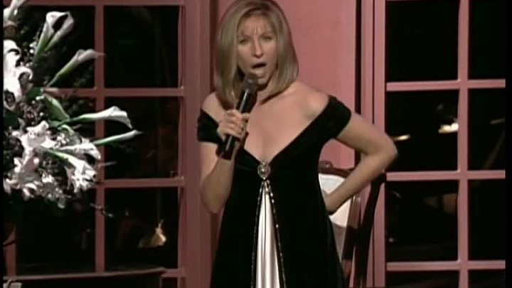 Barbra Streisand The concert - Live at the MGM Grand (1994)
