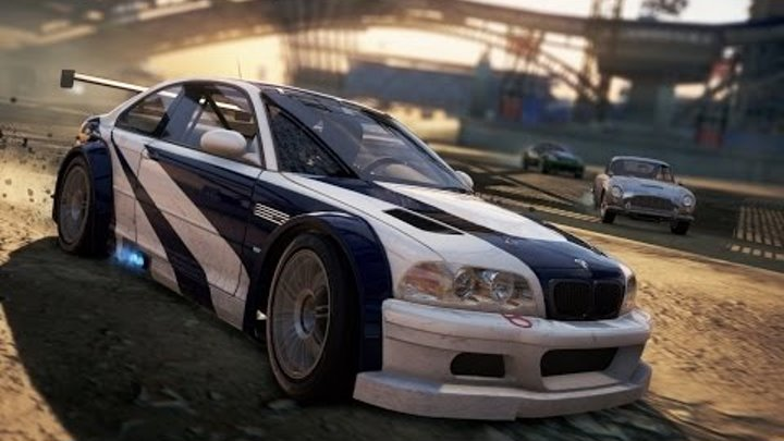 Need For Speed Most Wanted 2 Part (часть)