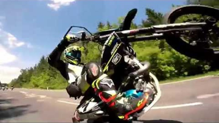 SuperMoto is Life Hot Summer Days