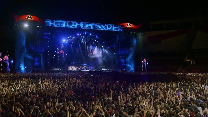 AC-DC - Thunderstruck (Live at River Plate)