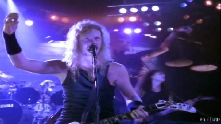 METALLICA - To Live Is To Die & Master Of Puppets (Live Seattle 1989)