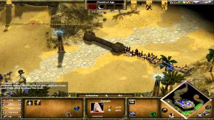 Age of Mythology: Extended Edition Fall of the Trident, Mission 12 Light Sleeper