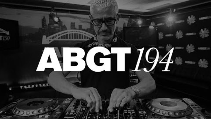 Group Therapy 194 with Above & Beyond and Rodrigo Deem