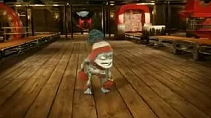 Crazy Frog Last Christmas Official Video