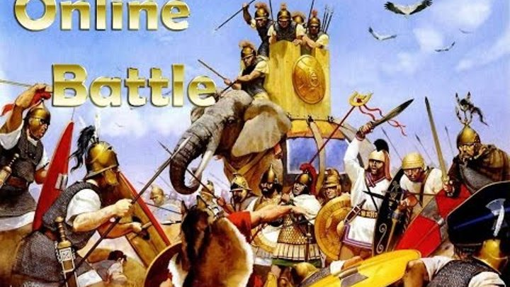 Total War:Rome 2 Online Battle #5