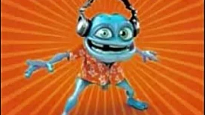 Crazy Frog- techno remix fun