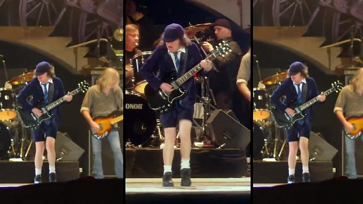 AC/DC - Back In Black (Live At River Plate 2009)