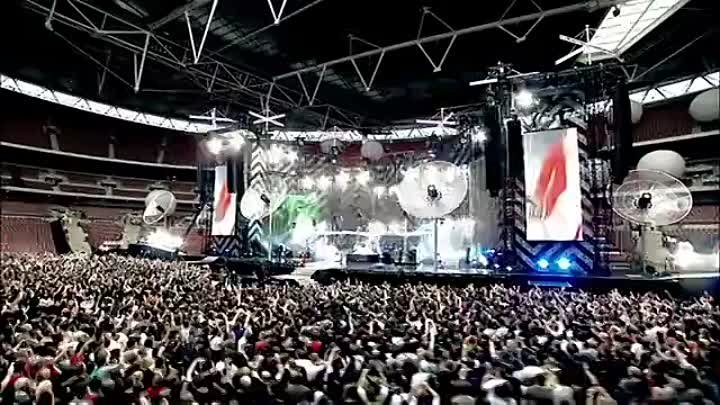 Muse HAARP Live at Wembley 2008