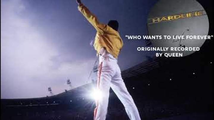 "Hardline ""Life"" album - Who Wants to Live Forever (Queen) Freddie Mercury tribute 2019"