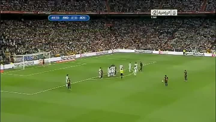 Real Madrid Vs Barcelona 2-1 [4-4] All Goals and Match Highlights August 29 2012 Supercopa
