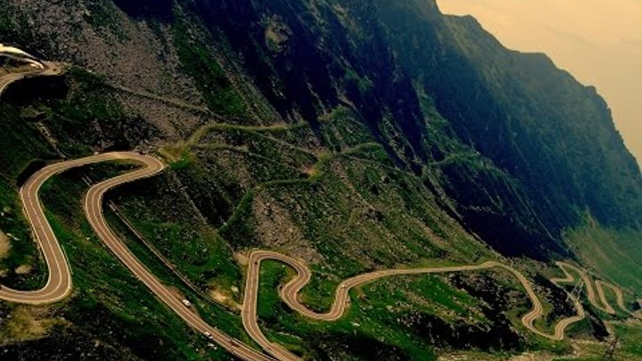 Beautiful Places To See- Transfagarasan Highway, Romania (Road of Dream for The Driver