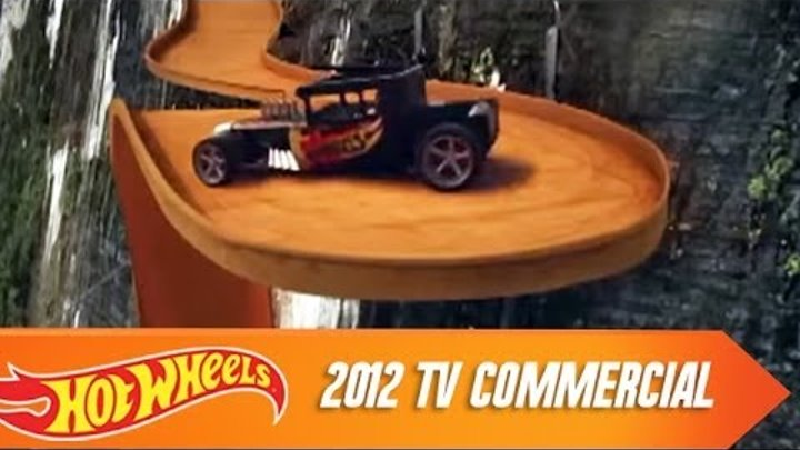 Team Hot Wheels 2012 TV Commercial: Back to The Hot Wheels Test Facility! | Hot Wheels