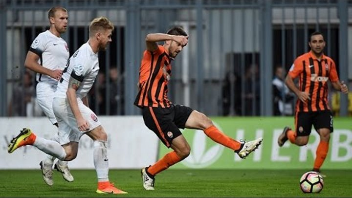 Shakhtar 1-0 Zorya. Highlights