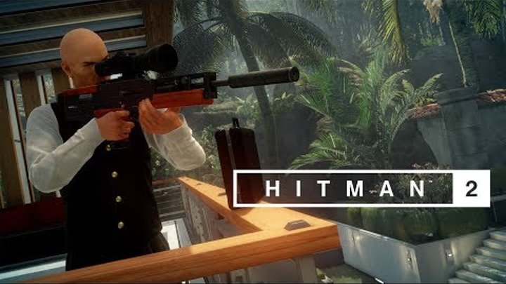 HITMAN 2 - How To Hitman (The Briefcase)