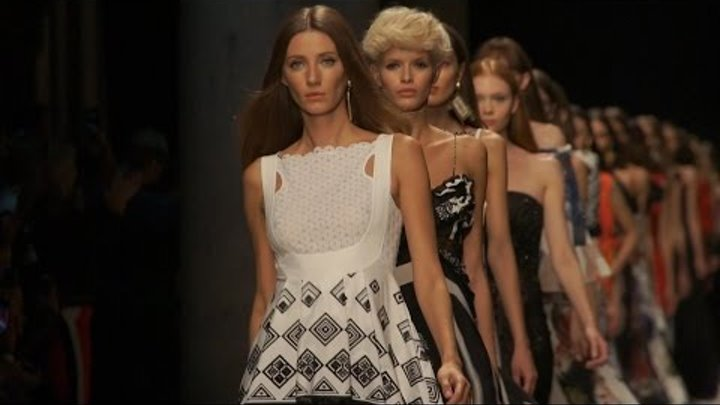 Mario Dice Woman Fashion Show SS17 MFW Milano | Неделя моды в Милане 2016
