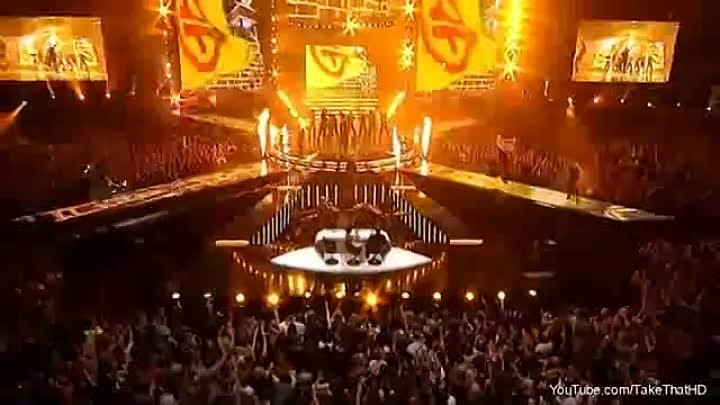 Take That - «Kidz» [X-Factor Final Denmark] [HD]