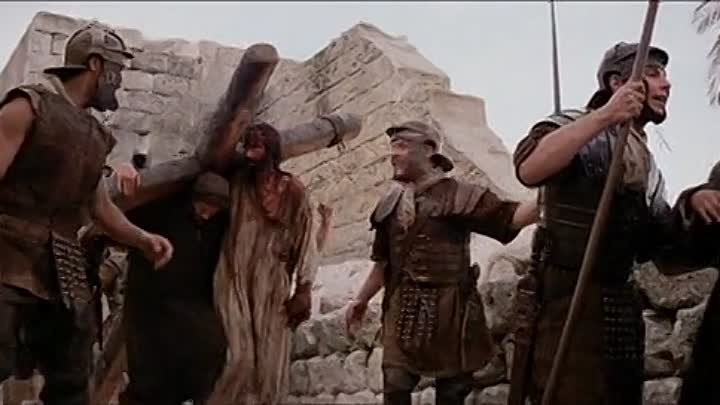 Страсти Христовы/The Passion of the Christ [2004/DVDRip]