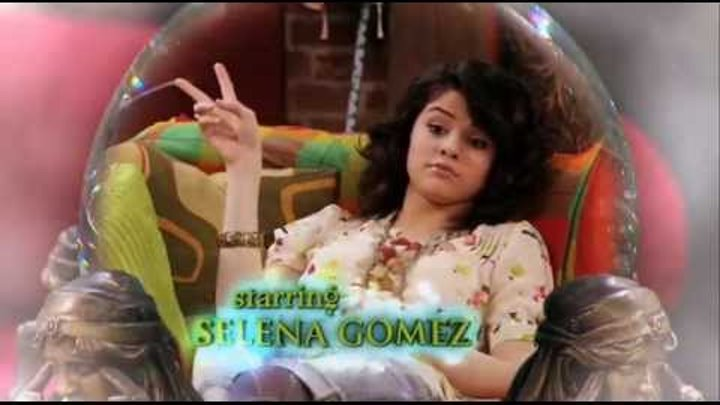 Wizards of Waverly Place Russian intro season 4