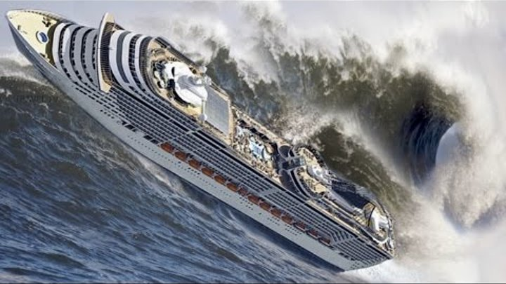 TOP 20 SHIPS in STORM and CRASH! Monster Waves! Incredible Video You Must See!