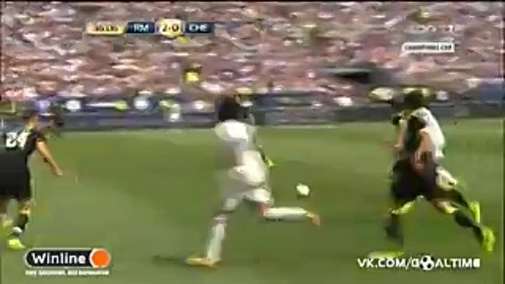 Real Madrid 3:0 Chelsea Super Goal Diaz