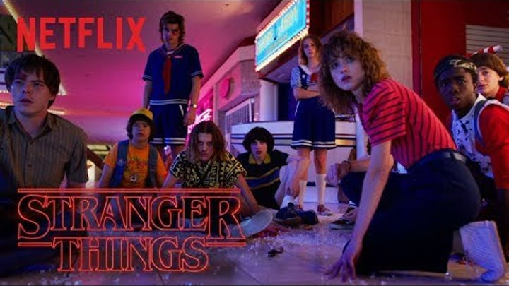 Stranger Things: Season 3 | Official Trailer [HD] | Netflix