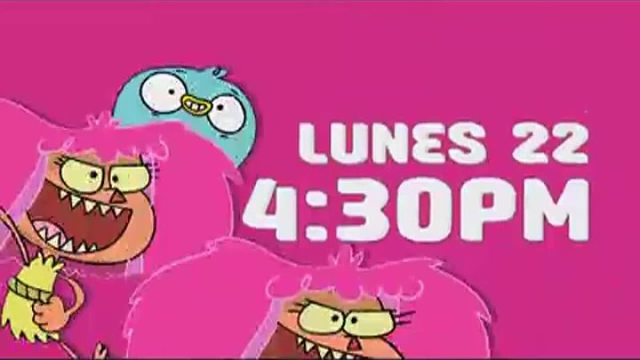 Comercial de nuevos episodios harvey beaks ,The loud house