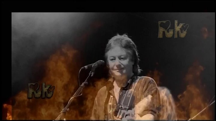 Chris Norman - Love Is A Burning Flame!