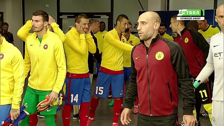 UCL 2016-17 - Play-off Round - 16.08.2016 - 1st Leg - Steaua v Manchester City - 720p 50fps - Papai
