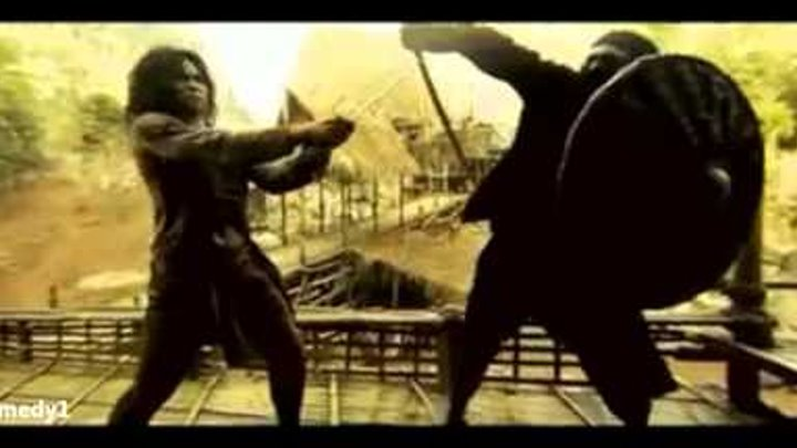 Ong Bak 1 & 2 Fight Scenes (Dubstep)