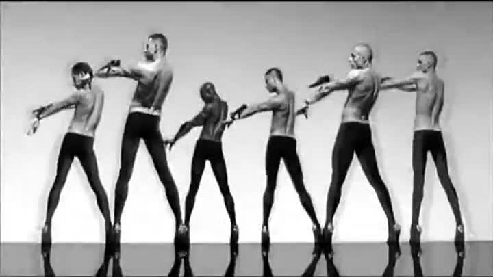 Madonna and Kazaky - Girl Gone Wild