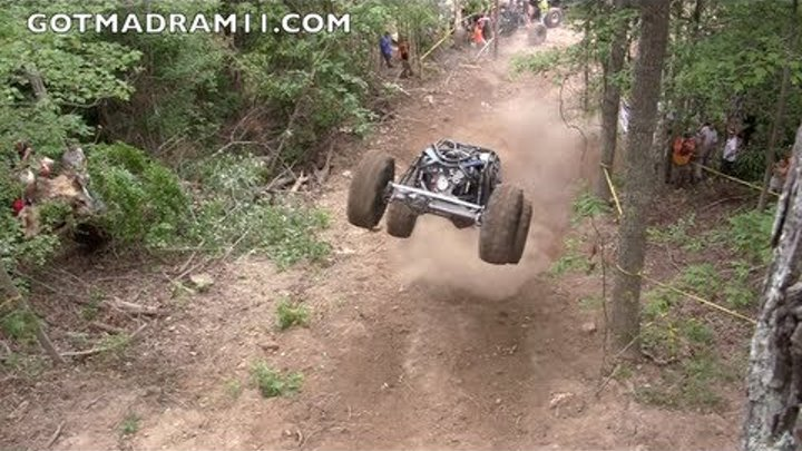 JORDAN TANNER GETS HUGE AIR AT SOUTHERN ROCK RACING SERIES
