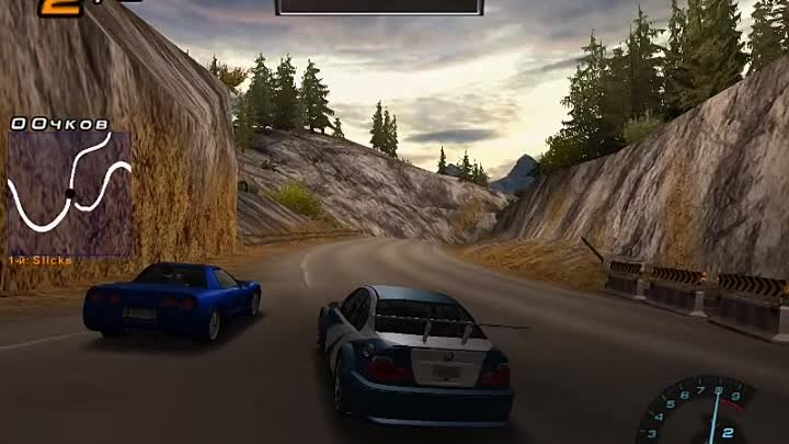 Need for Speed Hot Pursuit 2 2002 осень
