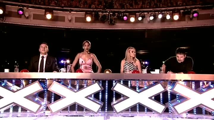 Judges got Shocked for Anna Klinge -Shocking Audition ever Britain's Got Talent 2016