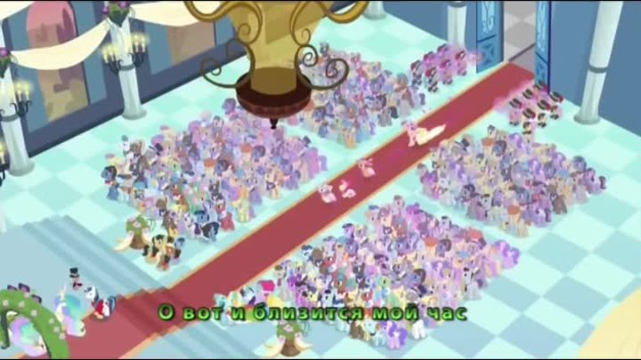 My Little Pony: FiM - This Day Aria Ru Sub