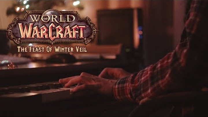 World of Warcraft - Winter Veil - Cover by Dryante