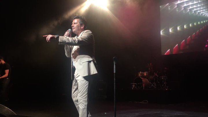 Thomas Anders - You're my heart, you're my soul [4K] (Rosemont 12.08.2016)