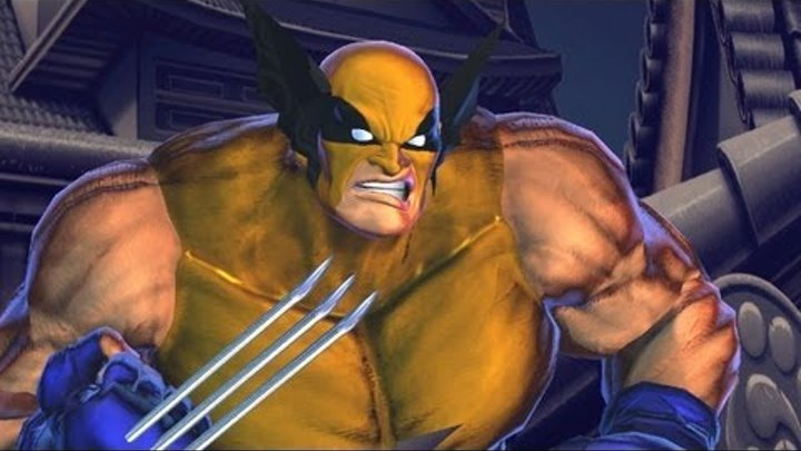 Street Fighter X Tekken - Spawn x Death VS Deadpool x Wolverine [1080p] TRUE-HD QUALITY