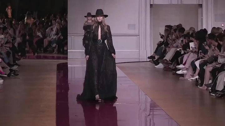 Zuhair Murad - Haute Couture Fall Winter 2016-2017 Full Show - Exclusive