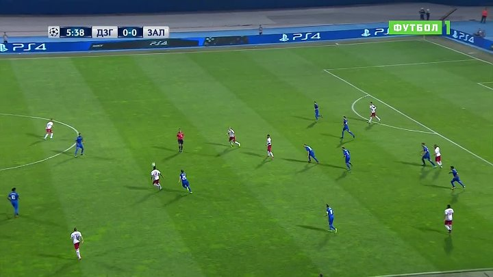 UCL 2016-17 - Play-off Round - 16.08.2016 - 1st Leg - Dinamo Zagreb v Red Bull - 720p 50fps - Papai