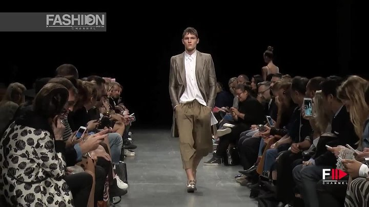 _WUNDERKIND Full Show Spring Summer 2017 Milan by Fashion Channel