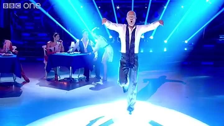 Jake Wood & Janette Argentine Tango to 'Zorba The Greek'- Strictly Come Dancing_ 2014 - BBC One