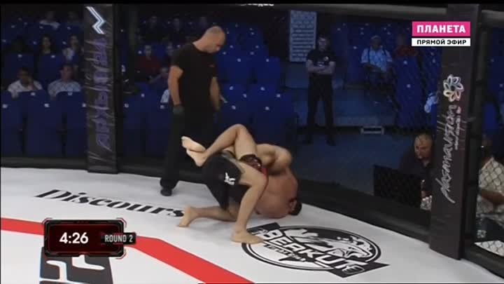 ACB 44 - Young Eagles 12 (03.09.2016) Absolute Championship Berkut 44 г.Волгогра