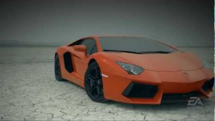 Need for Speed: Most Wanted 2012 - Lamborgini Aventador LP 700.4 Official Video Game