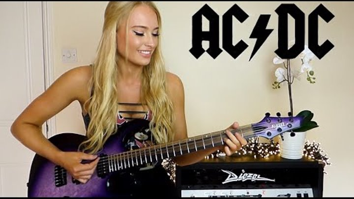ACDC - Highway to Hell (SHRED VERSION)