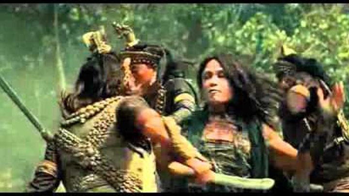 Ong Bak 3 Fight Scene with Dan Chupong