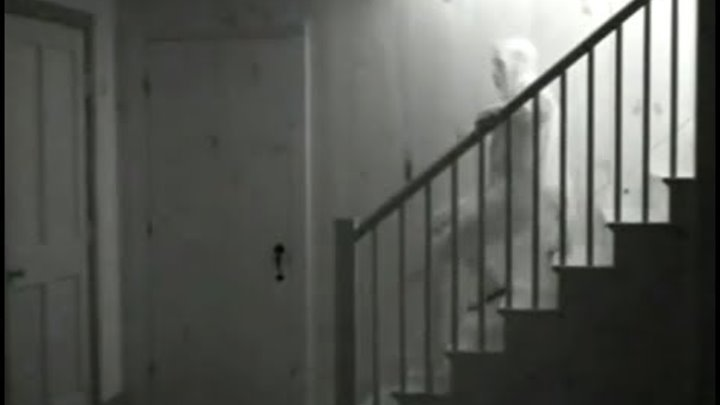 BONE CHILLING GHOST FOOTAGE - CAUGHT ON VIDEO TAPE