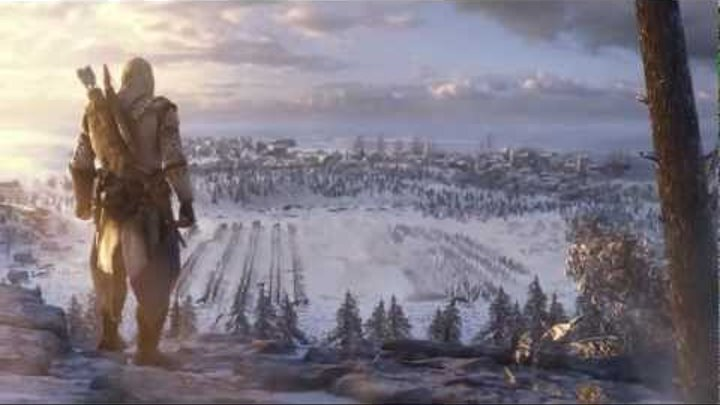 Assassins Creed III - Reveal Trailer [HD]