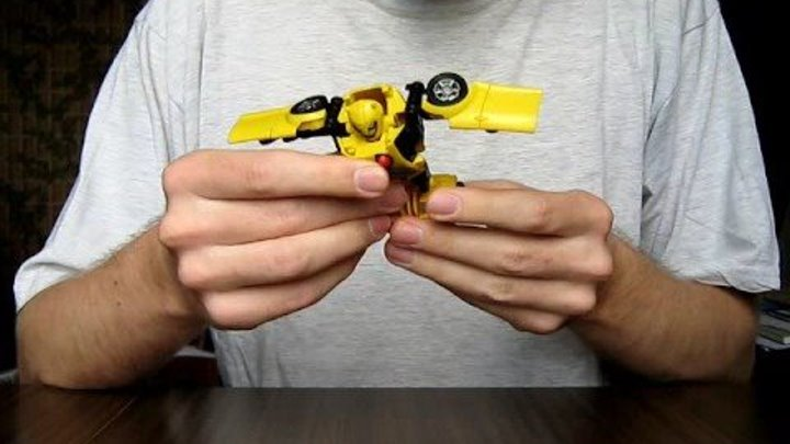 Transformers Animated Activators Bumblebee - Review