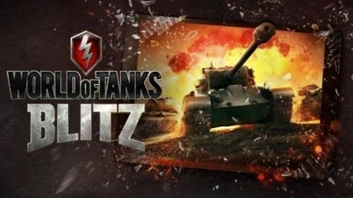 World of Tanks Blitz - Летсплей № 6 на Android(анализ боя)