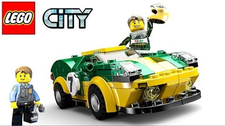 LEGO® City My City - LEGO® City «Мой город» CARTOON LEGO - HD Gameplay